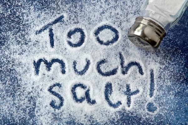 Shake The Salt Habit ! Tips To Reduce Sodium