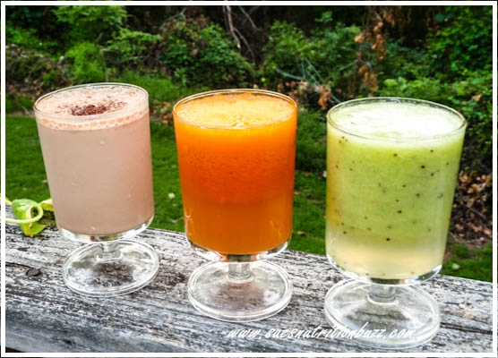 Potassium Packed Smoothies To Lower Your Blood pressure