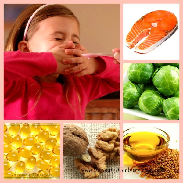 Your Kids Will Happily Eat Omega-3 Like This !