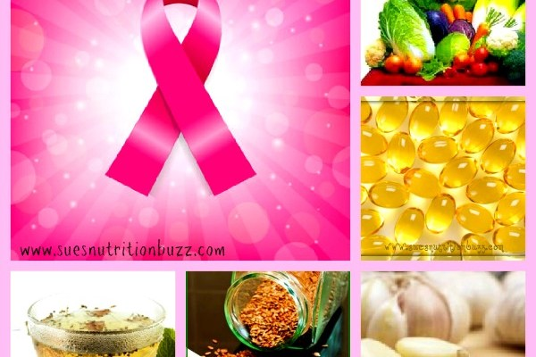Breast Cancer Protective Foods
