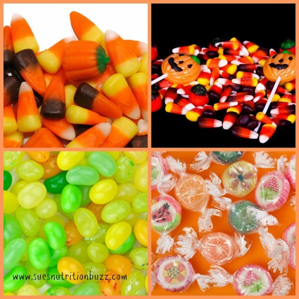 Better Candy Choices For Halloween !