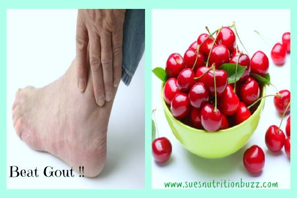 Gout Diet ! Eat Your Gout Out !