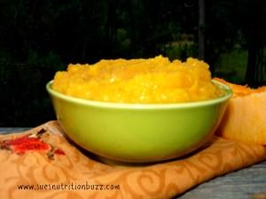 Home Made Pumpkin Puree