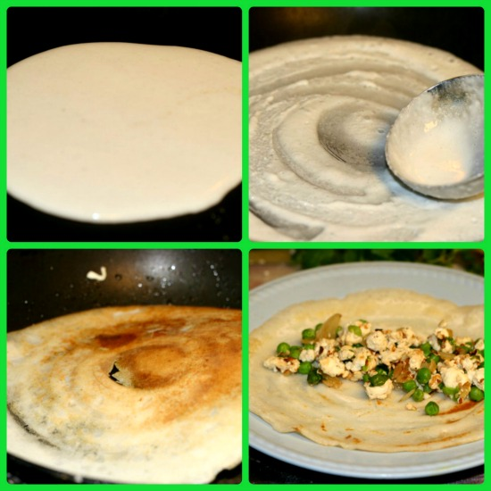 dosa collage