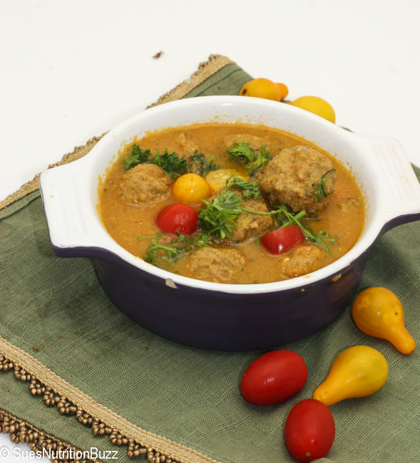 Chicken Curry Meatballs-0188