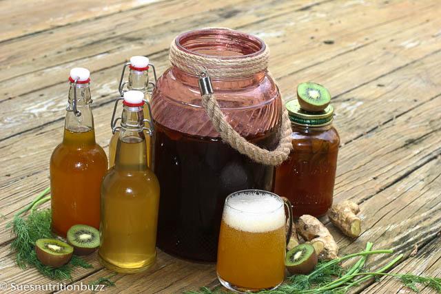 Homemade Kombucha To Heal Your Gut