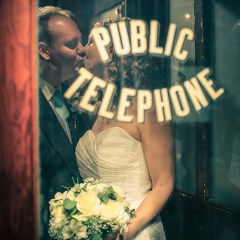 As You Like It - telephone box square