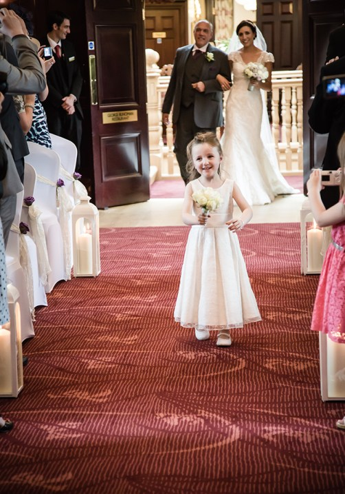 doxford-hall-wedding-jen-aisle