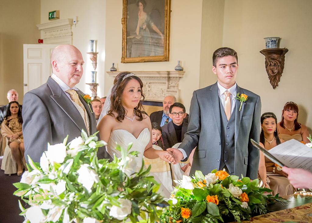 lumley-castle-wedding-photograph
