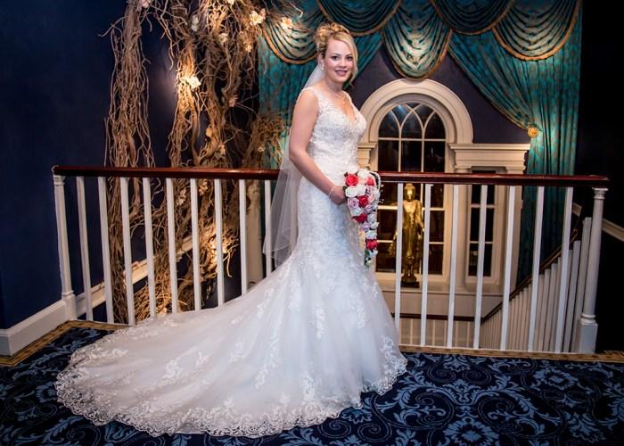 newton hall wedding photography