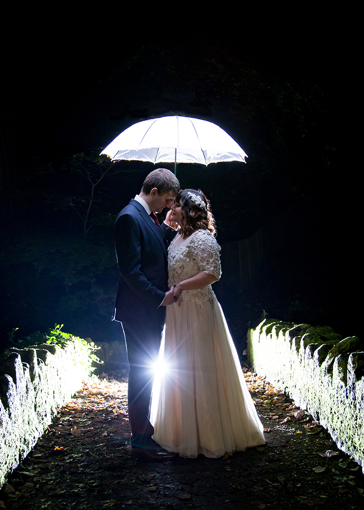 jesmond dene umbrella lights