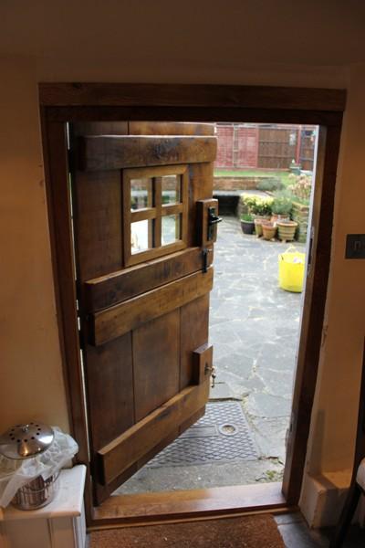 Oak External Doors And Solid Oak Front Doors In Suffolk