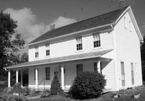Harriet Tubman historic site, Auburn, NY