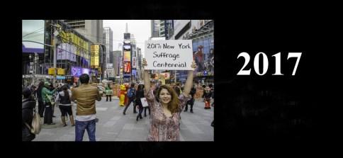 2017 Suffrage Centennial