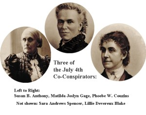 The July 4th Co-conspirators