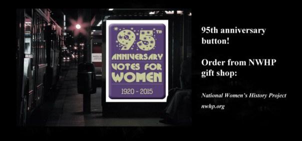 95th anniversary of 19th Amendment