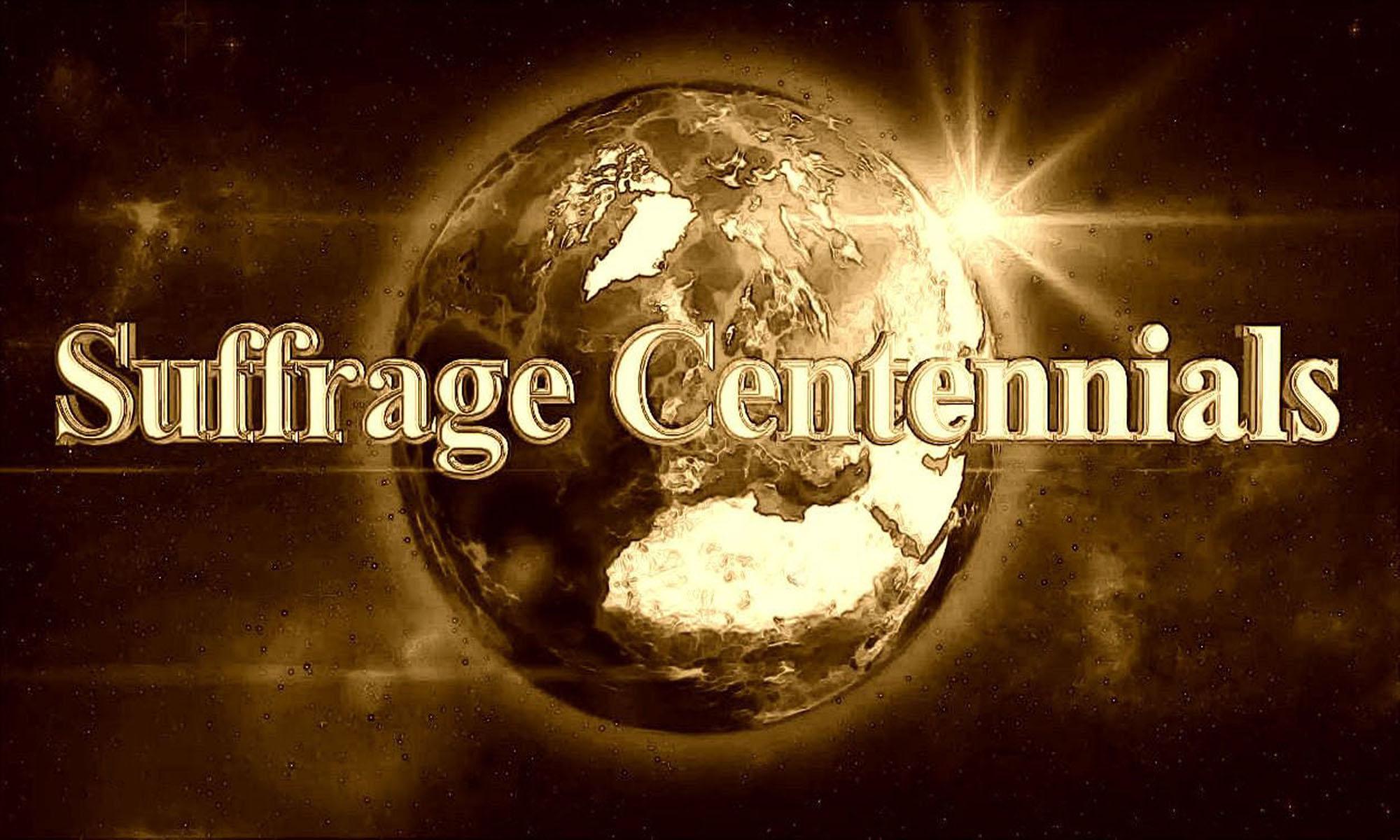 2020 suffrage centennial  