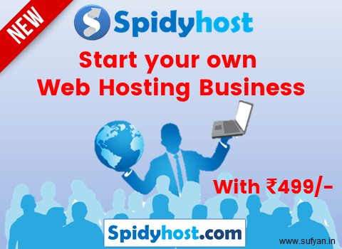 spidyhost reseller hosting