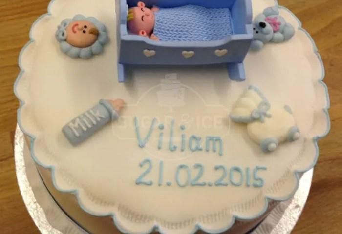 Baby Shower Cakes Christening Cakes Communion Cakes