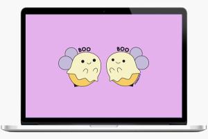 boo bees desktop