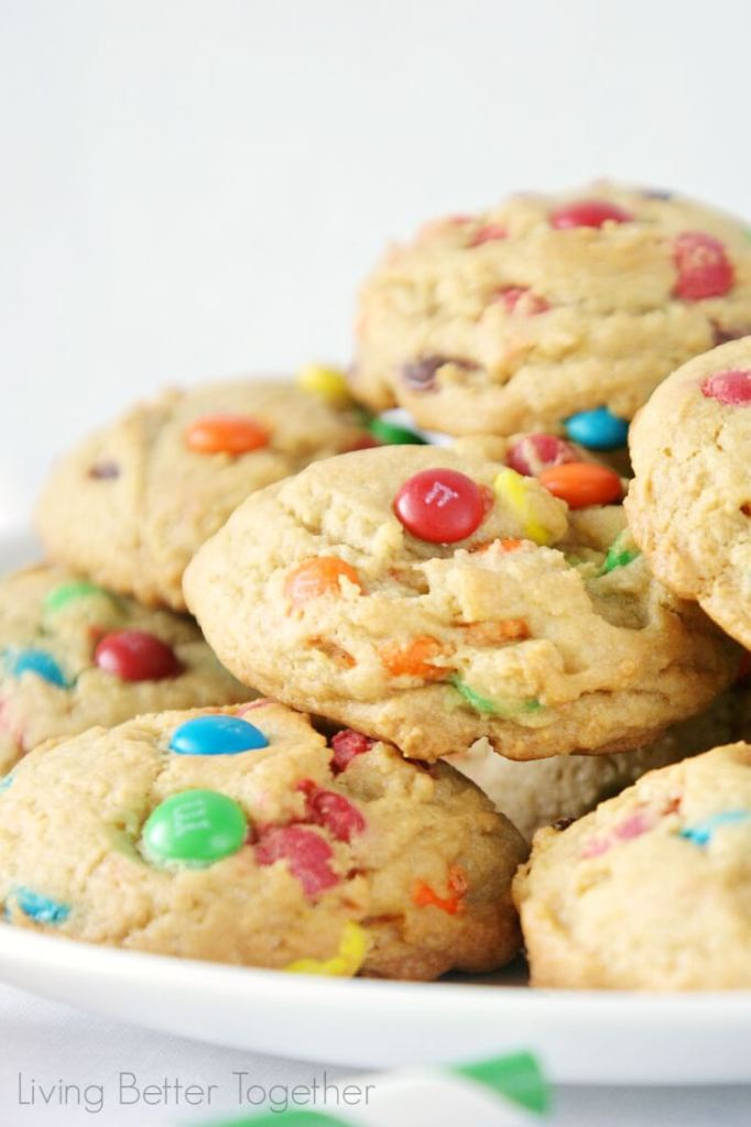 M&M's® Pudding Cookies   Living Better Together