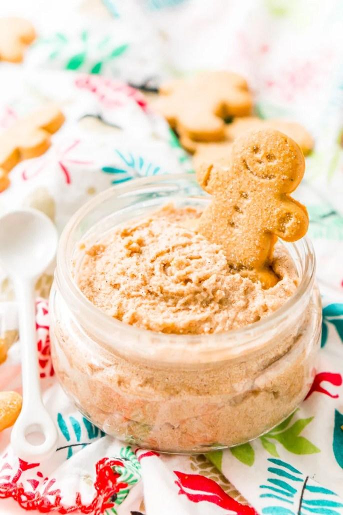 Gingerbread Sugar Scrub Recipes