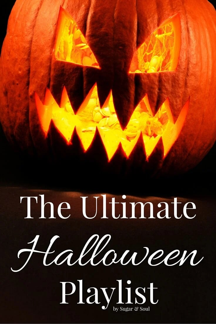 This is The Ultimate Halloween Playlist for your party! A fun and eclectic mix of 30 songs from Stevie Wonder to The Black Keys to TLC.