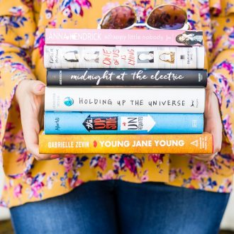 Looking for a new book to read as we head into fall? Check out this list of 17 books, a mix of fiction, non-fiction, fantasy, sci-fi, and more.
