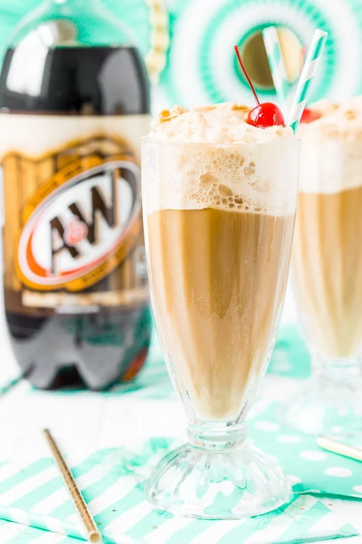 How To Make The Best Root Beer Float Sugar Amp Soul