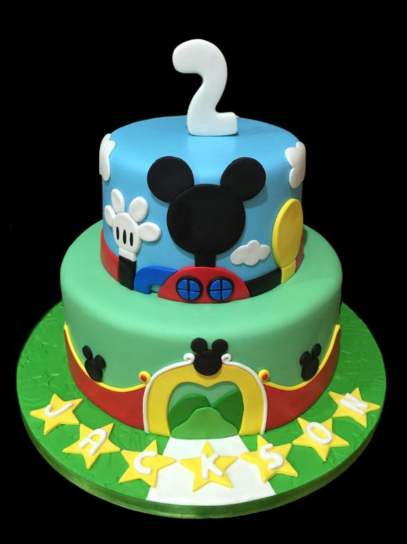 Bakery Decorated Cakes