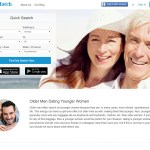 AgeMatch.com – Targeted at joining May-December Lovers, but does it?