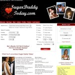 SugarDaddyToday.com: Or not. And tomorrow doesn't look good here, either!