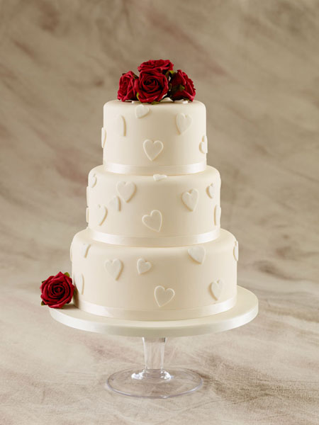 Blissful Wedding Cake Collection SugarBliss Cake Company