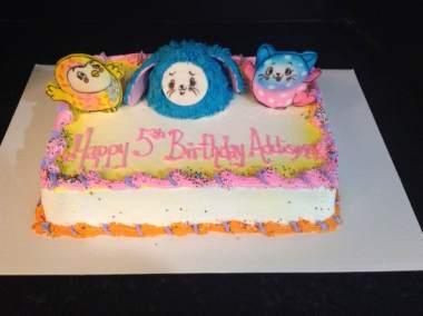 A new Pikmi cake