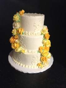 A new yellow floral