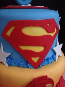 sugarpaste-superman