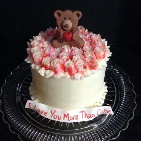 Valentine Bear 1
