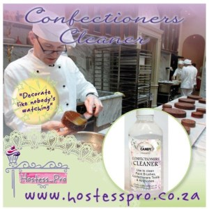 Confectioners Cleaner
