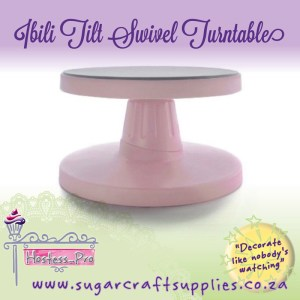 Ibili Turntable Cake Stand