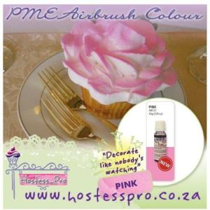 PME AIRBRUSH COLOURS PINK