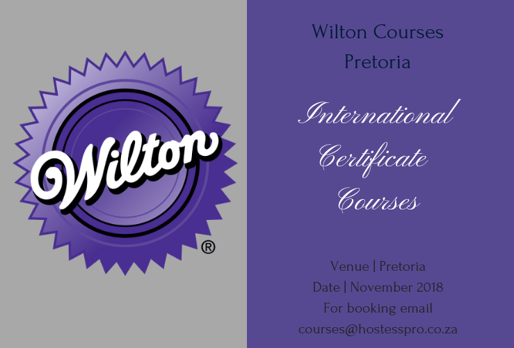 Wilton Courses | Pretoria