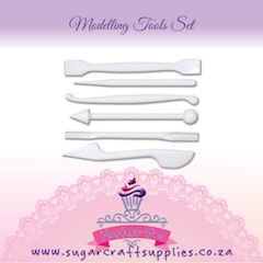 Modelling Tools | Set of 6