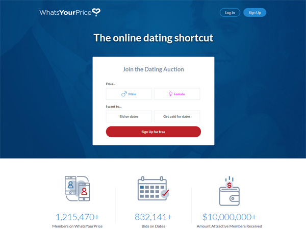 whats your price website down
