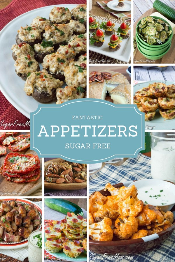 39 Healthy Low Carb Make Ahead Appetizers