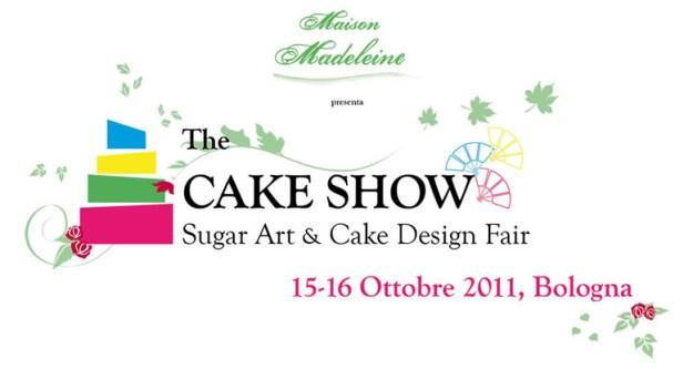 The Cake Show - Header