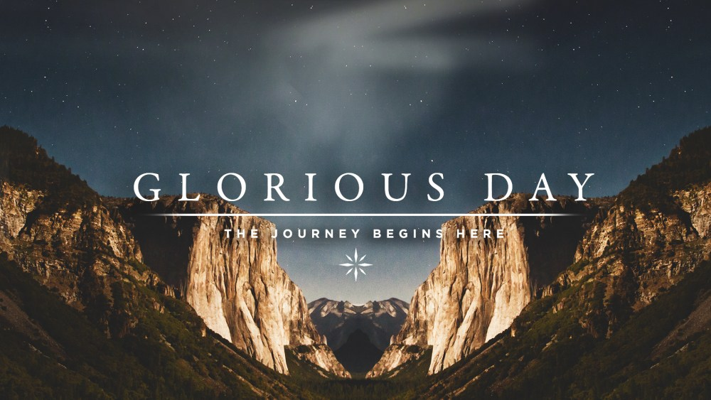 Glorious Day: Week 2 Image