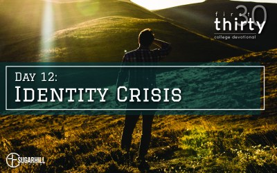 Day 12 – Identity Crisis