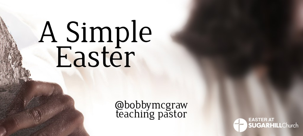 Bobby's Easter Message - Simple Easter.013