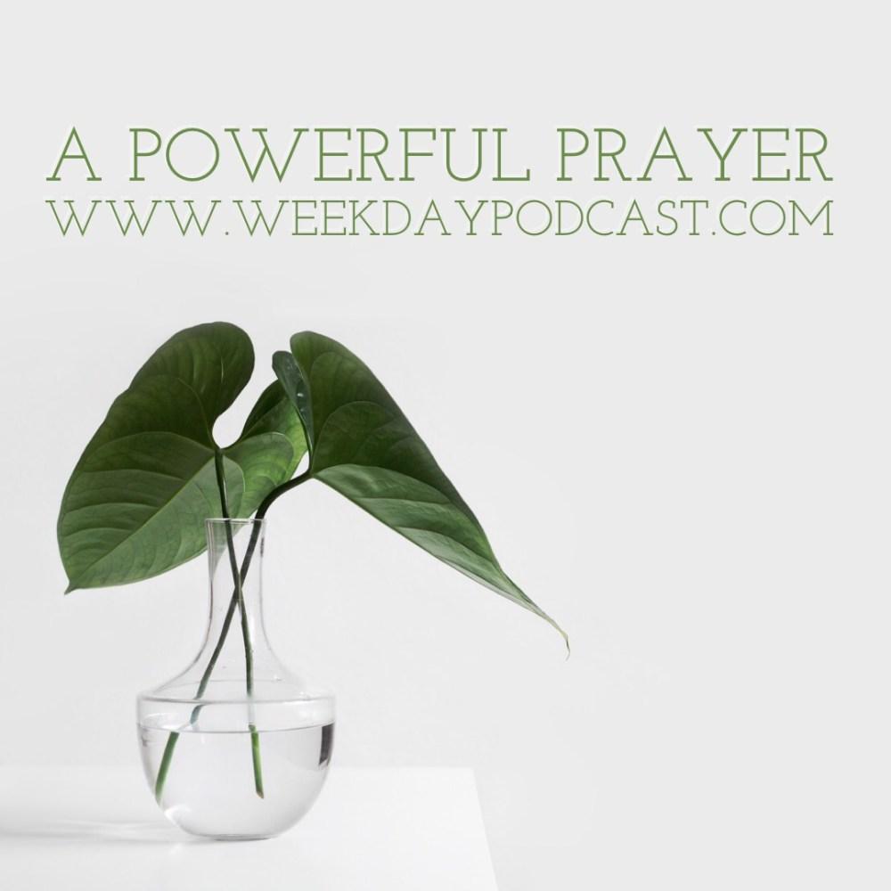 A Powerful Prayer Image