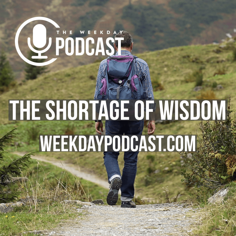 The Shortage of Wisdom Image